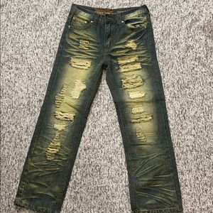 Denim & rivets boys jeans pants
